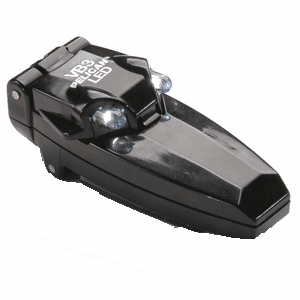 Pelican VB3 2220 LED Flashlight