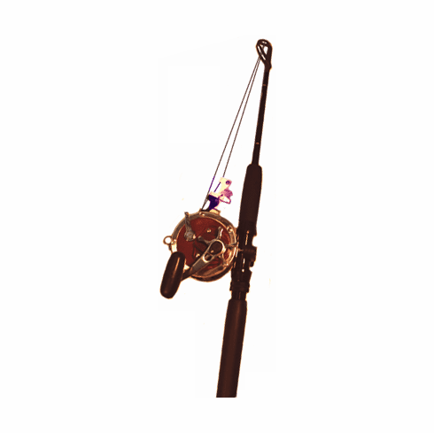 Penn Kite Rod and Reel Fishing Kit