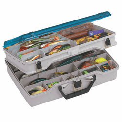 Plano 1155 2-Tiered Satchel Tackle Box