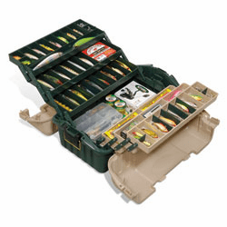 Plano 8616 Magnum HipRoof 6-Tray Tackle Box