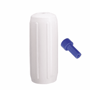 Polyform HTM-3 10 x 26 - White with Air Adapter