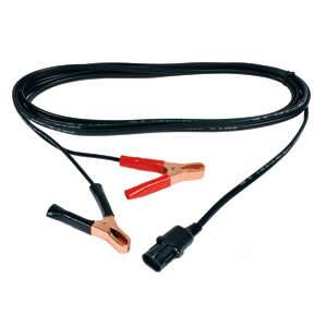 PowerFilm 15' Extension Cord w/Alligator Clips