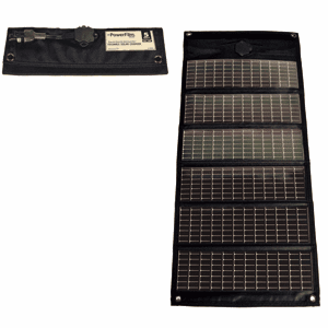 PowerFilm F15-300 5w Folding Solar Panel Charger