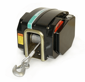 Powerwinch 315 Trailer Winch for Boats to 4000 LB