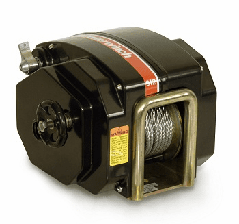 Powerwinch 912 Trailer Winch for Boats to 10,000 Lbs
