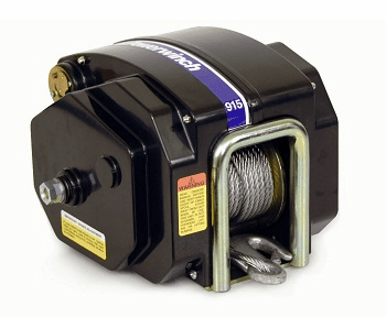 Powerwinch 915 Trailer Winch for Boats to 9,000 Lb