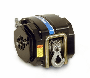 Powerwinch Model 712A Trailer Winch for Boats to 6000 lbs