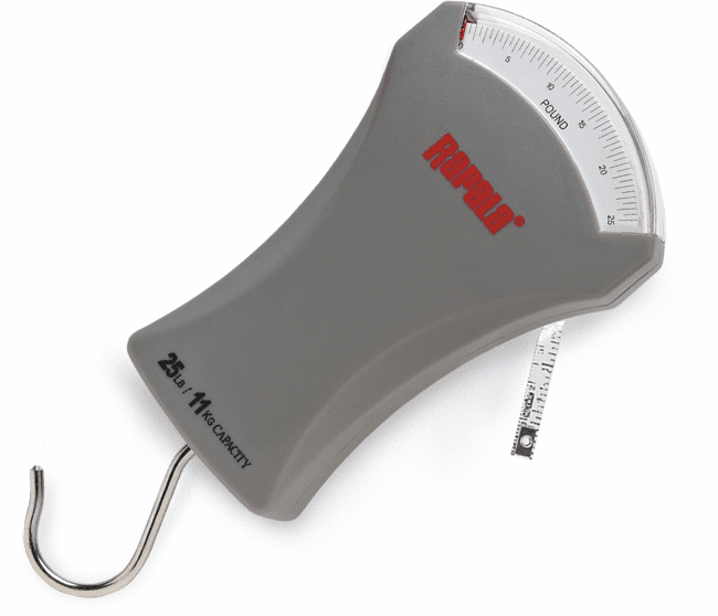 Rapala 25Lb Mechanical Scale