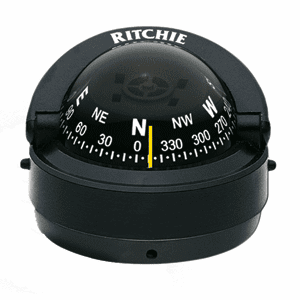 Ritchie S-53 Explorer Compass - Black