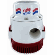 Rule 12v 3700 GPH Bilge Pump 5 Year