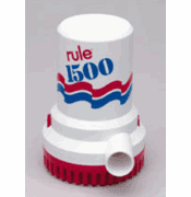 Rule 1500 GPH  Submersible Bilge Pump 24V