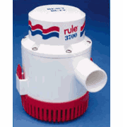 Rule 3700 Submersible Bilge Pump, 32 volt