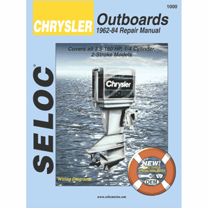 Seloc Outboards, Inboards & PWC Service Manuals
