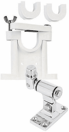 Shakespeare 409 4-Way Mount with Standoff Mount
