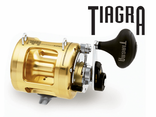 Shimano TI-130A Tiagra Fishing Reel - Limited quantities