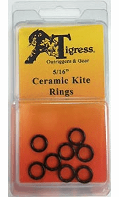 Tigress Ceramic Rings