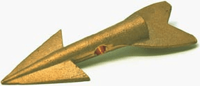 Unrigged Bronze Dart