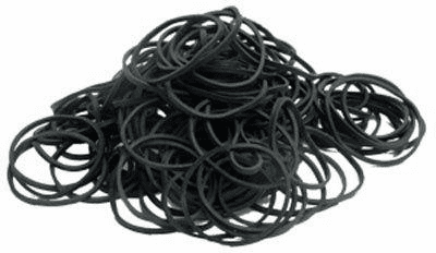 UV Resistant Rubber Bands 1Lb Bag