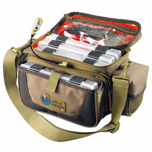 Wild River MISSION Lighted Small Convertible Tackle Bag w/4 PT3500 Trays