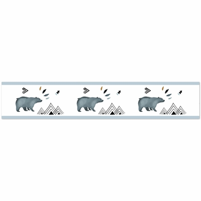 Bear Mountain Collection Wallpaper Border