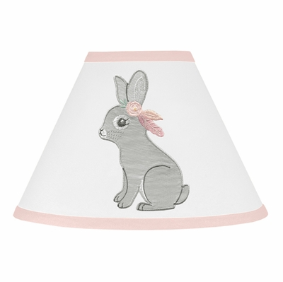 Bunny Floral Collection Lamp Shade