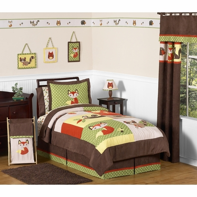 Forest Friends Full/Queen Bedding Collection