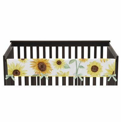 Sunflower Collection Long Rail Guard Cover
