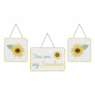 Sunflower Collection Wall Hangings