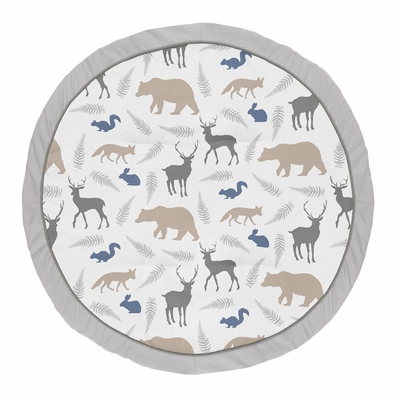 Woodland Animals Collection Playmat