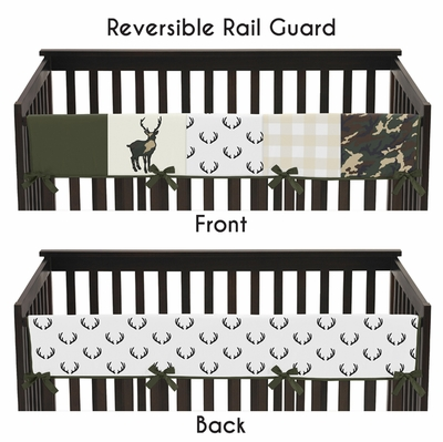 Woodland Camo Collection Long Rail Guard Cover