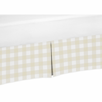 Woodland Camo Collection Queen Bed Skirt
