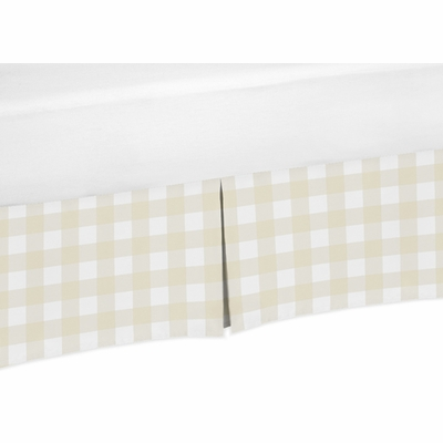 Woodland Camo Collection Twin Bed Skirt