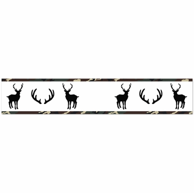 Woodland Camo Collection Wallpaper Border