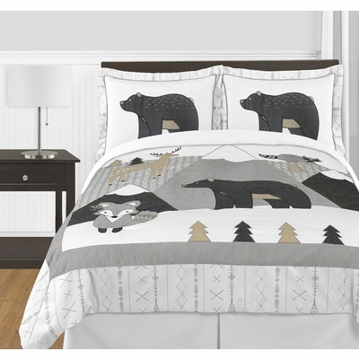 Woodland Friends Collection Full/Queen Bedding
