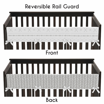 Woodland Friends Collection Long Rail Guard Cover