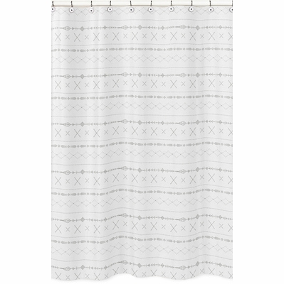 Woodland Friends Collection Shower Curtain