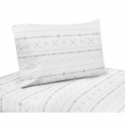 Woodland Friends Collection Twin Sheet Set