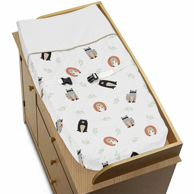 Woodland Pals Collection Changing Pad Cover