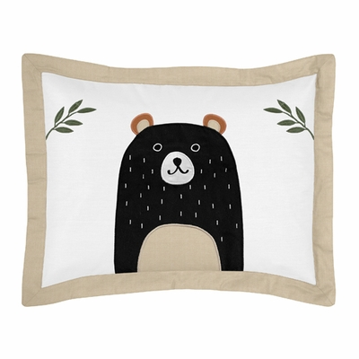 Woodland Pals Collection Pillow Sham