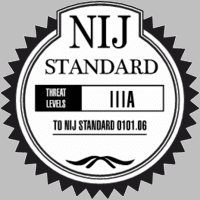 Certified NIJ Compliant Level IIIA Armor Panels