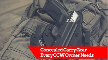 Conceal Carry Gear