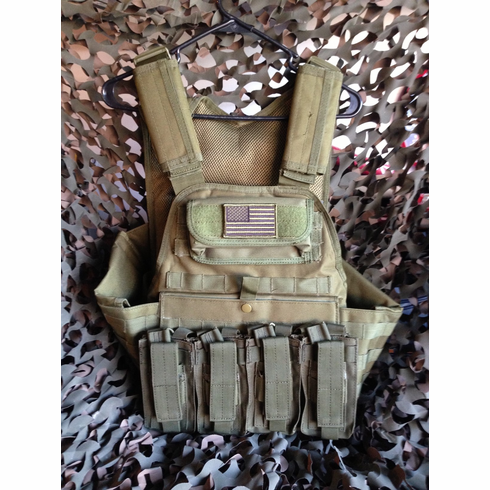 LASD Operator Package # 1 (Vest & Molle Only)
