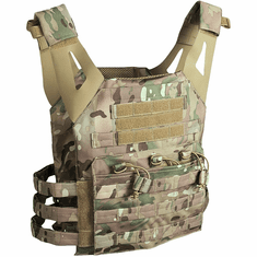 Mil Tec Multicam Plate Carrier Vest S-XL