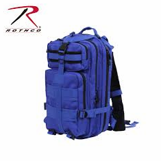 Rothco Blue Bulletproof Backpack