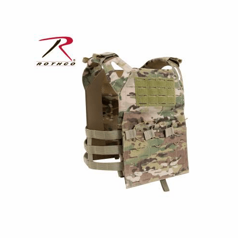 Rothco Laser Cut Multicam Plate Carrier