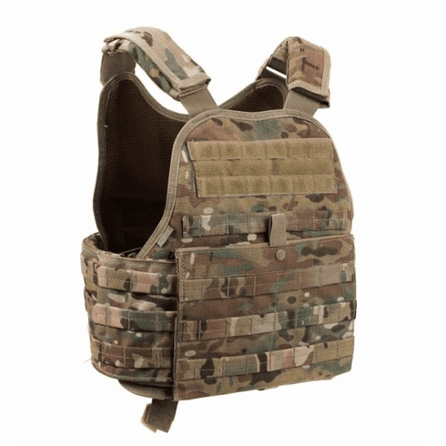 ROTHCO MOLLE PLATE CARRIER VEST (MULTICAM)