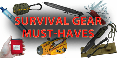 Survival & Conceal Carry Gear