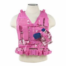 "Tactical Armor Concepts ""Pink"" Tactical Loadout Vest (Small Only)"