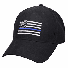 Tactical Armor Concepts Thin Blue Line Baseball Style Hat