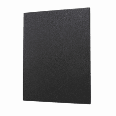"VISM UHMWPE Flat Rectangular Cut 10""X12"" Level IIIA Hard Ballistic Plate"